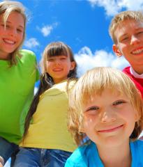 enfants, adolescents